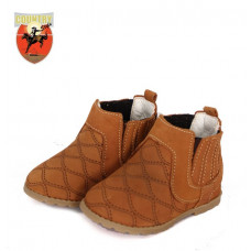 BOTA BABY TEXANA BULL LEATHER BABY ESCAMADA